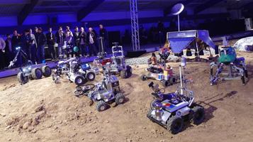 DLR SpaceBot Cup Robots