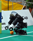 RoboCup 2009 Ball Pickup